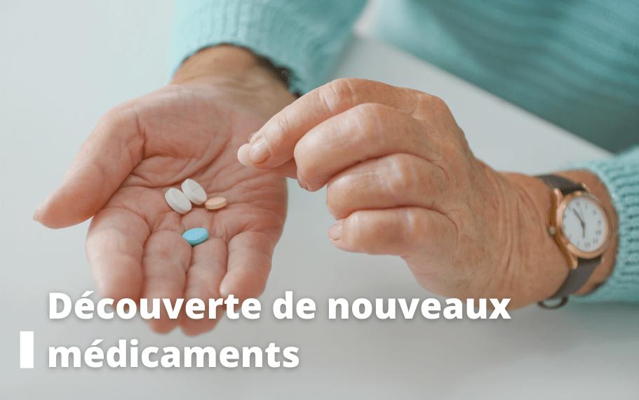 découverte de nouveaux médicaments